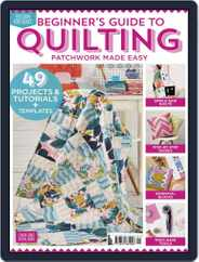 Beginner's Guide to Quilting Magazine (Digital) Subscription February 13th, 2020 Issue
