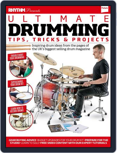 Ultimate Drumming Tips, Tricks, and Projects December 1st, 2015 Digital Back Issue Cover