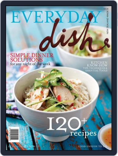 Everyday Dish December 4th, 2011 Digital Back Issue Cover