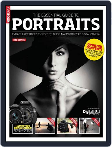 The Essential Guide to Portraits 3 May 16th, 2012 Digital Back Issue Cover