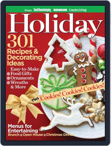 Holiday: 301 Recipes & Decorating Ideas September 27th, 2011 Digital Back Issue Cover