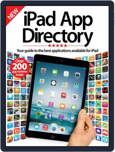 iPad App Directory October 15th, 2014 Digital Back Issue Cover