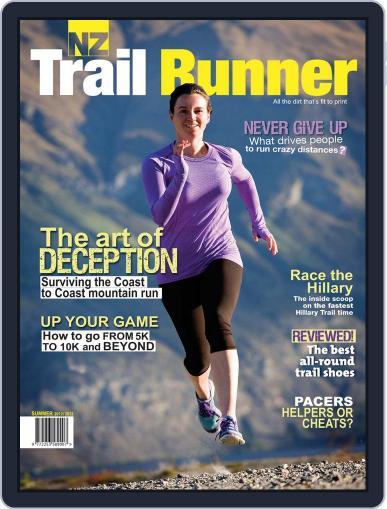 New Zealand Trail Runner November 28th, 2012 Digital Back Issue Cover