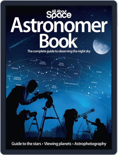 Astronomer Book April 30th, 2014 Digital Back Issue Cover