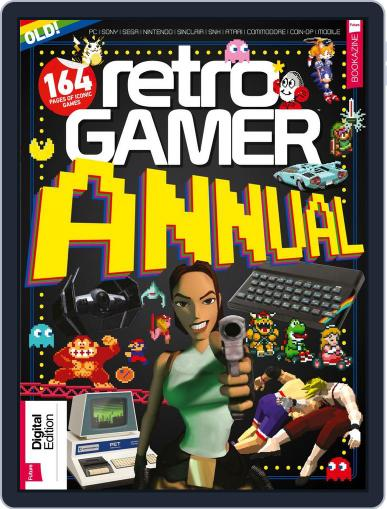Retro Gamer Annual Volume 1 January 1st, 2018 Digital Back Issue Cover