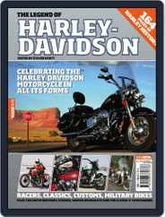 The Legend of Harley Davidson Magazine (Digital) Subscription February 1st, 2010 Issue