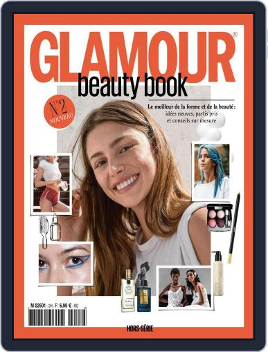 Glamour Beauty Book May 26th, 2017 Digital Back Issue Cover