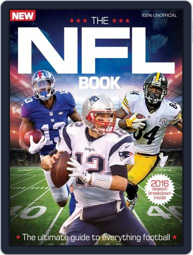 The NFL Book July 1st, 2016 Digital Back Issue Cover