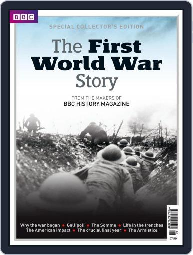 The First World War Story - from the makers of BBC History October 2nd, 2014 Digital Back Issue Cover