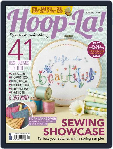 Hoop-La! April 17th, 2015 Digital Back Issue Cover