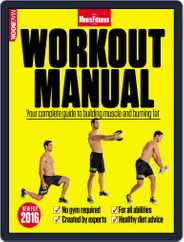 Men's Fitness Workout Manual Magazine (Digital) Subscription March 1st, 2016 Issue