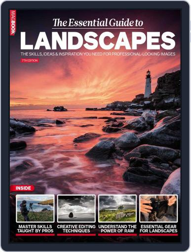 Essential Guide to Landscape Photography September 1st, 2015 Digital Back Issue Cover