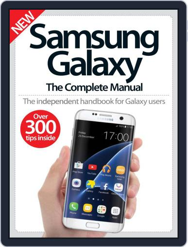 Samsung Galaxy: The Complete Manual November 30th, 2016 Digital Back Issue Cover