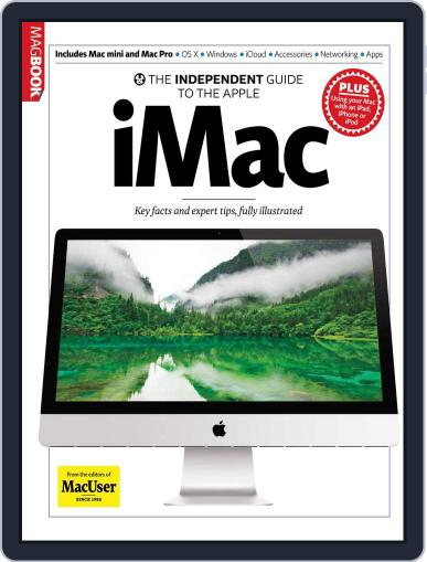 The Independent Guide to the Apple iMac October 2nd, 2013 Digital Back Issue Cover
