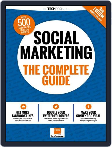Social Marketing The Complete Guide December 30th, 2014 Digital Back Issue Cover