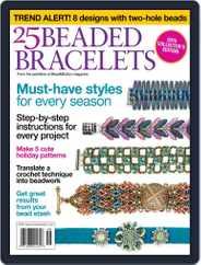 25 Beaded Bracelets Magazine (Digital) Subscription June 5th, 2015 Issue