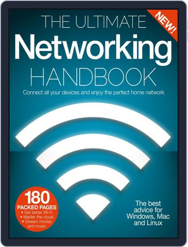 The Ultimate Network Handbook December 1st, 2015 Digital Back Issue Cover