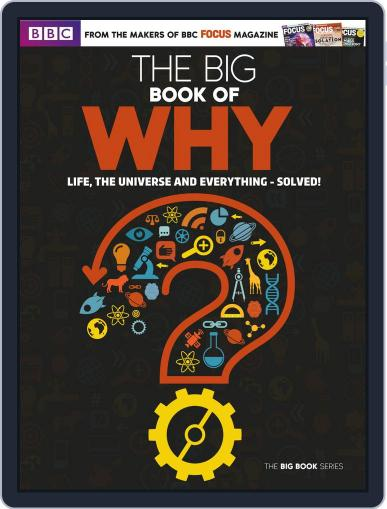 The Big Book of Why? March 1st, 2016 Digital Back Issue Cover