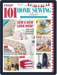 101 Home Sewing Ideas Magazine (Digital) Subscription June 1st, 2016 Issue