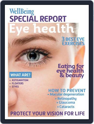 Eye Health April 25th, 2012 Digital Back Issue Cover