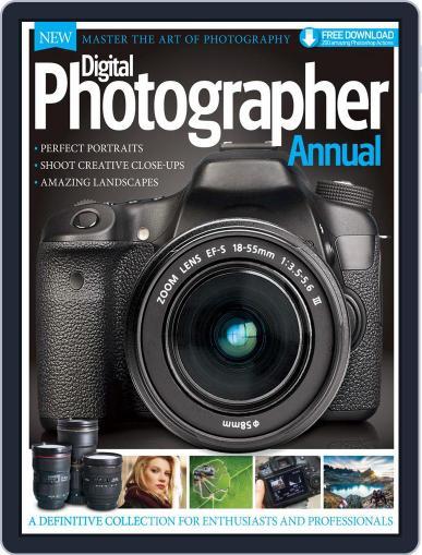 Digital Photographer Annual November 1st, 2016 Digital Back Issue Cover