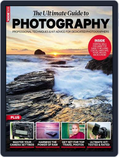 Ultimate Guide to Photography December 1st, 2015 Digital Back Issue Cover