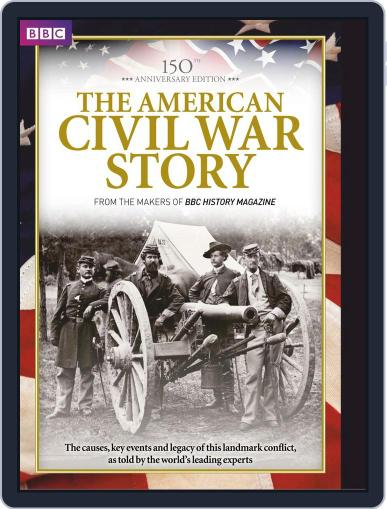 American Civil War Story June 1st, 2016 Digital Back Issue Cover