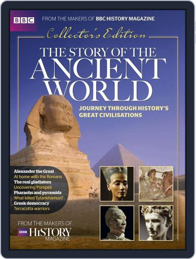 The Story of the Ancient World June 1st, 2016 Digital Back Issue Cover