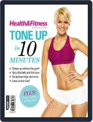Health & Fitness Tone up in 10 Minutes Magazine (Digital) Subscription March 1st, 2011 Issue