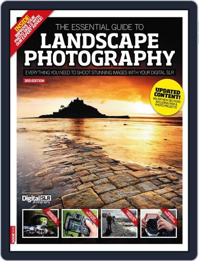 The Essential Guide to Landscape Photography 3rd edition July 4th, 2011 Digital Back Issue Cover