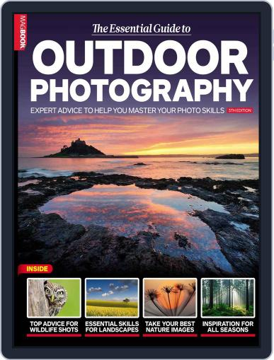 The Essential Guide to Outdoor Photography May 8th, 2015 Digital Back Issue Cover