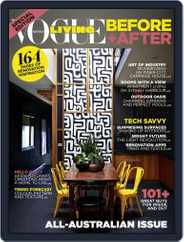 Vogue Living Before + After Magazine (Digital) Subscription March 12th, 2012 Issue