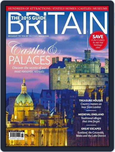 BRITAIN - The 2015 Guide May 20th, 2015 Digital Back Issue Cover