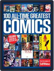 100 All-Time Greatest Comics Magazine (Digital) Subscription June 1st, 2016 Issue