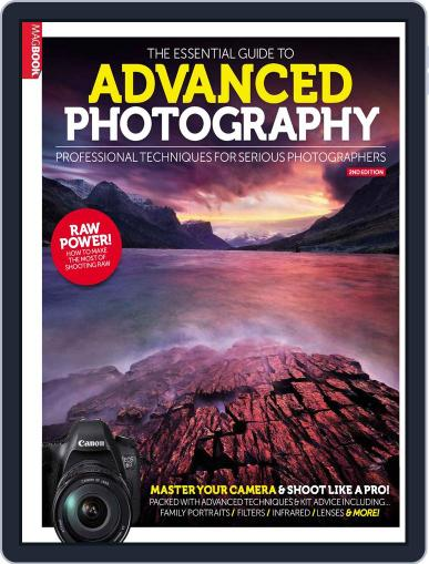 The Essential Guide to Advanced Photography November 3rd, 2014 Digital Back Issue Cover