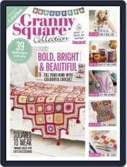 Granny Square Collection Magazine (Digital) Subscription July 1st, 2016 Issue
