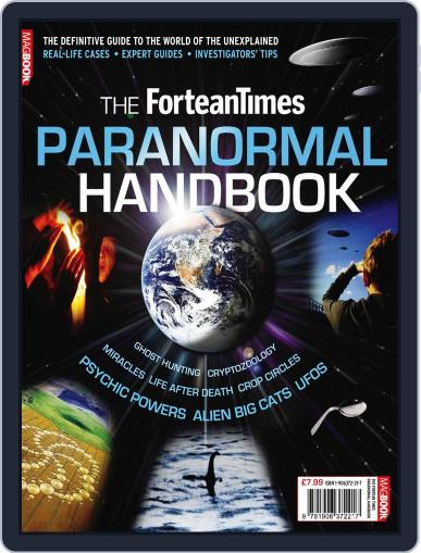 Fortean Times Paranormal Handbook March 1st, 2011 Digital Back Issue Cover