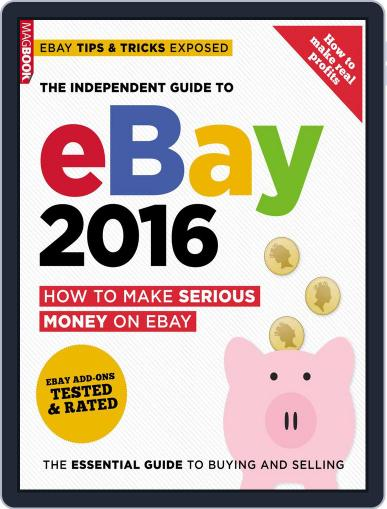 Independent Guide to Ebay September 1st, 2015 Digital Back Issue Cover