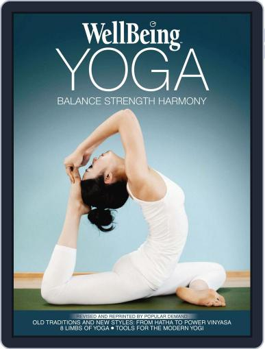WellBeing Yoga October 20th, 2011 Digital Back Issue Cover