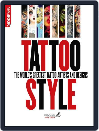 Tattoo Style November 3rd, 2011 Digital Back Issue Cover