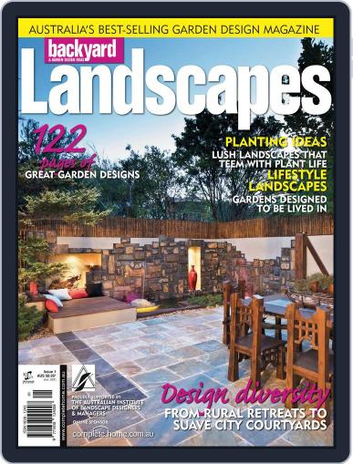 Landscapes March 15th, 2012 Digital Back Issue Cover