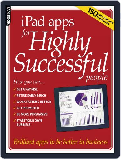 iPad Apps for Highly Successful People February 10th, 2013 Digital Back Issue Cover