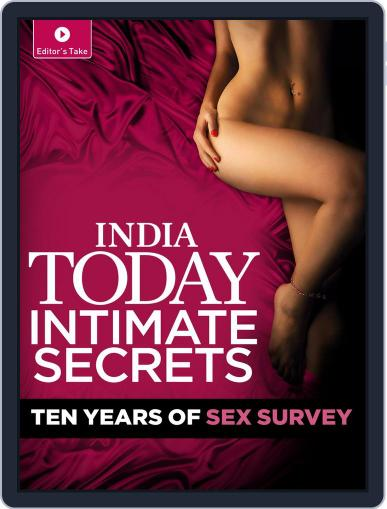 India Today - 10 years of sex survey March 1st, 2013 Digital Back Issue Cover