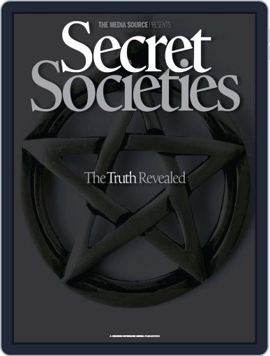 Secret Societies April 29th, 2013 Digital Back Issue Cover