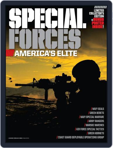 Special Forces Redux April 29th, 2013 Digital Back Issue Cover