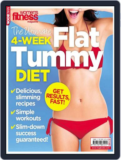 The Ultimate 4-Week Flat Tummy Diet June 7th, 2013 Digital Back Issue Cover