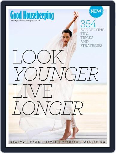 Good Housekeeping Anti-Aging Special 2014 September 11th, 2014 Digital Back Issue Cover