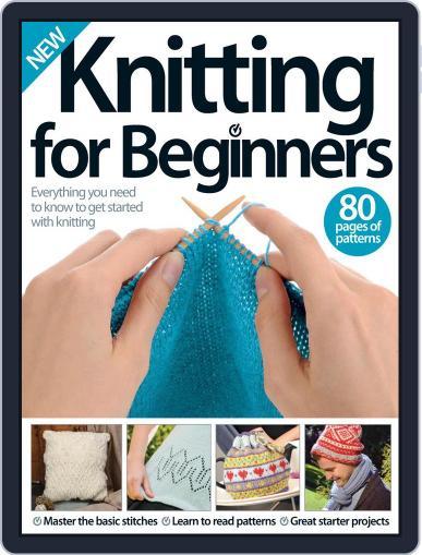 Knitting for Beginners December 1st, 2016 Digital Back Issue Cover