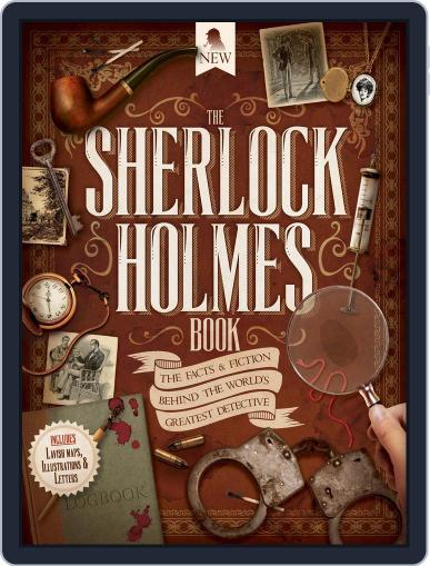 The Sherlock Holmes Book October 31st, 2016 Digital Back Issue Cover
