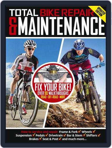 Total Bike Repair & Maintenance August 12th, 2015 Digital Back Issue Cover